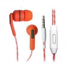 Наушники Dialog ES-F15 (red) проводные с микрофоном