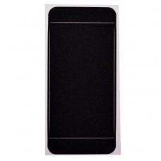 Наклейка Imagination Блестки для Apple iPhone 7 (black)