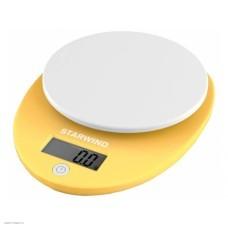 Весы кухонные STARWIND SSK2259,  Yellow 5кг