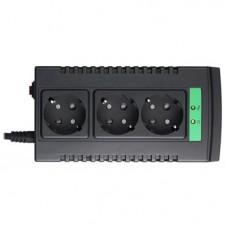 Стабилизатор напряжения АРC Line-R 1000VA/500W