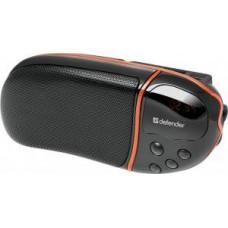 Акустическая система 1.0  Defender SPARK M1 6 Вт, FM, SD/USB, MP3, дисплей