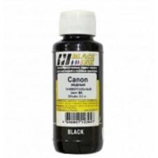 Чернила для картриджей Canon универсальные Black (Hi-black) 0,1 л.