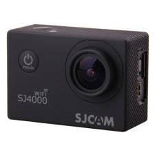 Экшн-камера SJCAM SJ4000 WiFi, черный