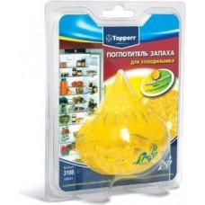 Поглотитель запаха для холодильников Topperr 3108 Лимон