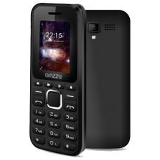 Мобильный телефон Ginzzu M102D mini black 1.8