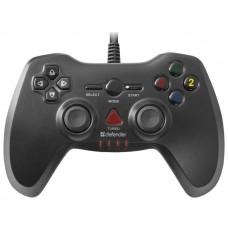 Геймпад Defender Archer 2 мини-джойстика, 12 кнопок, USB-PS2/3