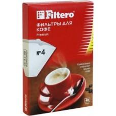Фильтры для кофе Filtero №4/40