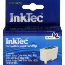 Картридж T050140 (InkTec EPI-10050) Epson St.Color400/440/460/600/640/660/670/700/1200 чёрный