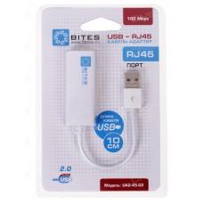 Сетевая карта 5bites UA2-45-02WH 10/100 MBps, USB