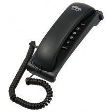 Телефон Ritmix RT-007 (Настенное крепление) black